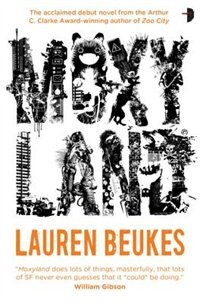 Book Moxyland by Lauren Beukes