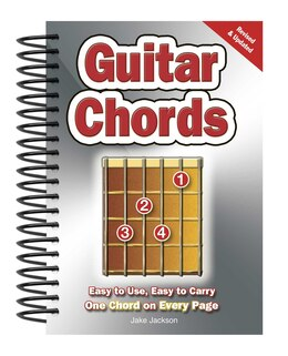 Book Guitar Chords by Jake Jackson