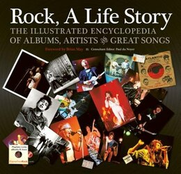 Book ROCK A LIFE STORY by Paul Du Noyer