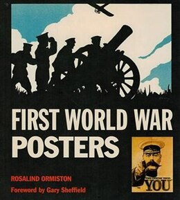 Book WW 1 POSTERS by Rosalind Ormiston