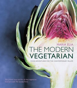 Book The Modern Vegetarian by Maria Elia
