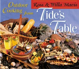 Book Outdoor Cooking From Tide's Table by Ross Mavis