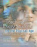 Book Teaching Every Student In The Digital Age: Universal Design For Learning by David H. Rose