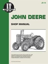 John Deere Shop Manual 520 530 620 630 720 + by .. Penton Staff