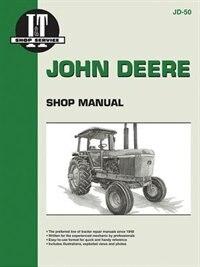 John Deere Shop Manual 4030 4230 4430&4630 by Penton Staff