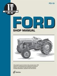 Ford Model Naa by Penton Staff