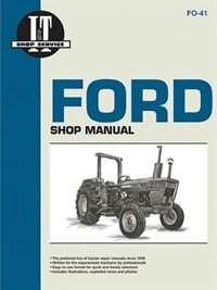 Ford Models 2310 2600 2610 3600+ by Publishing Penton Staff