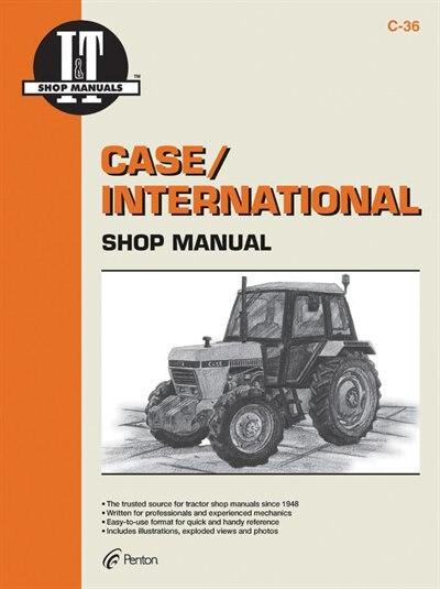 Case International Shop Manuals 1190 1290 1390 1490+ by Editors Of Haynes Manuals
