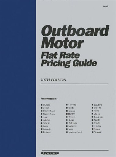 Outboard Motor Flat Rate by Penton Staff