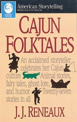 Book Cajun Folktales by J. J. Reneaux