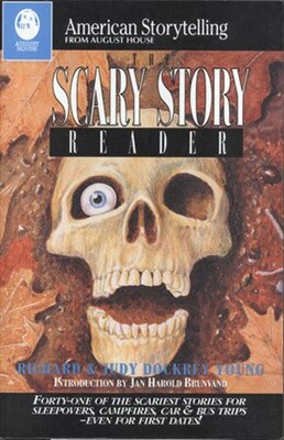 Book Scary Story Reader by Richard Young