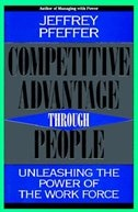 Competitive Advantage Through People: Unleashing the Power of the Work Force