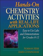 Hands-On Chemistry Activities with Real-Life Applications: Easy-to-Use Labs and Demonstrations for…
