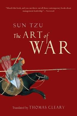 Book The Art of War by Sun Tzu