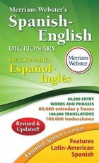 Merriam-webster?s Spanish-english Dictionary
