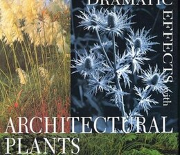 Book Dramatic Effects With Architectural Plants by Noel Kingsbury