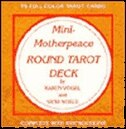 Motherpeace Round Tarot Deck Mini