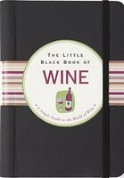 LITTLE BLACK BOOK OF WINE