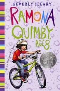 Book Ramona Quimby, Age 8 by Beverly Cleary