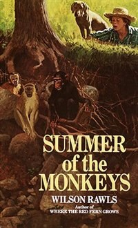 Book Summer Of The Monkeys by Wilson Rawls