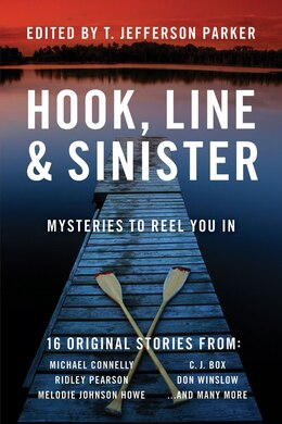 Book Hook Line And Sinister: Mysteries To Reel You In by T Parker