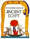 Ancient Egypt-Coloring Book