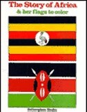 Book Africa and Her Flags-Coloring Book by Bellerophon Books