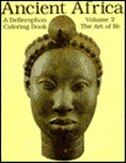 Book Ancient Africa, Vol. 02-Coloring Book by Bellerophon Books