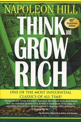 Book THINK & GROW RICH (PB) by Napoleon Hill