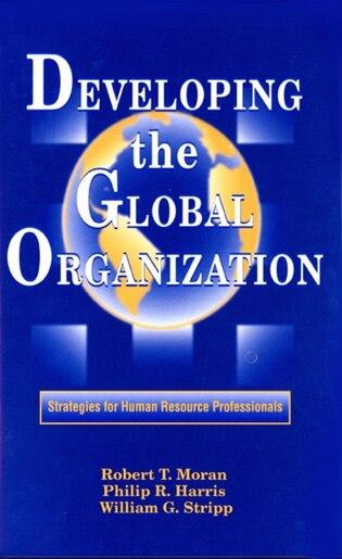 developing global human resource strategies