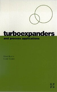 Turboexpanders and Process Applications