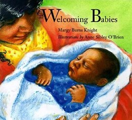 Book Welcoming Babies by Margy Burns Knight