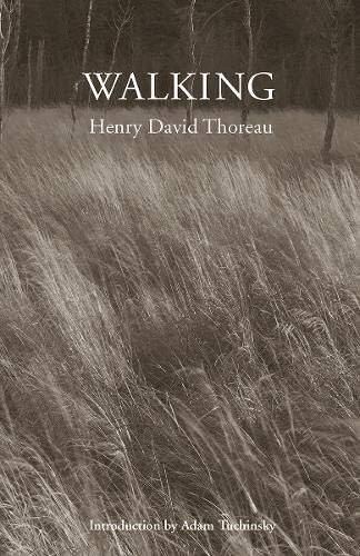walking by thoreau Walking is an essay on experiencing the natural world, focusing on relationship between nature and civilization.
