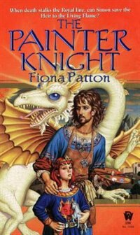 Book The Painter Knight by Fiona Patton