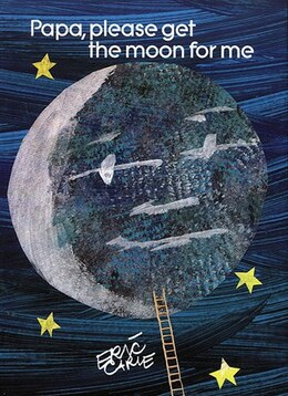 Book Papa, Please Get The Moon For Me: Miniature Edition by Eric Carle