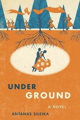 Book Underground: A Novel by Antanas Sileika
