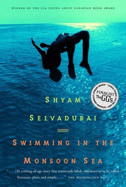 Book Swimming In The Monsoon Sea by Shyam Selvadurai
