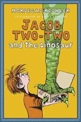 Book Jacob Two-two And The Dinosaur by Mordecai Richler