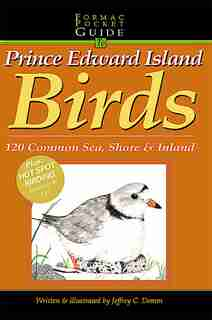 Formac Pocketguide to Prince Edward Island Birds: 130 Inland and Shore Birds by Jeffrey C. Domm
