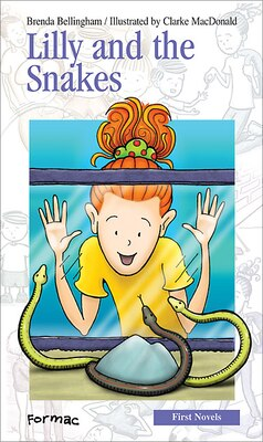 Book Lilly And The Snakes by Brenda Bellingham