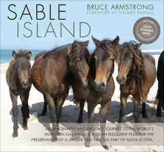 Sable Island by Bruce Armstrong