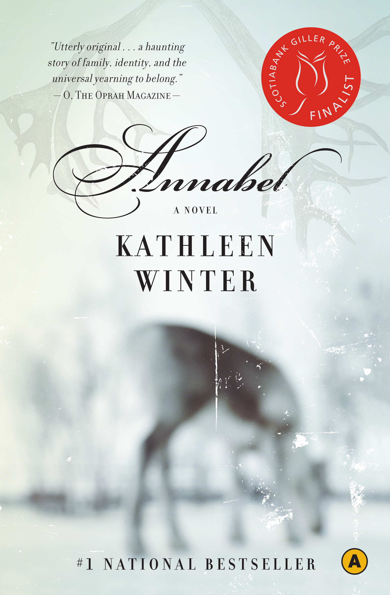 Book Annabel by Kathleen Winter
