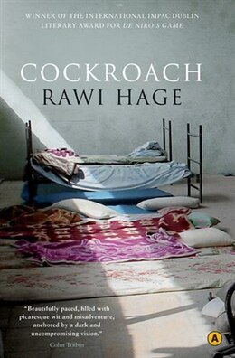 Book Cockroach by Rawi Hage