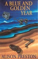 Book Blue and Golden Year by Alison Preston