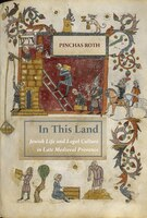 In This Land: Jewish Life And Legal Culture In Late Medieval Provence