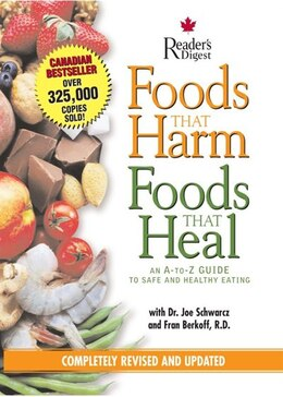 Book Foods That Harm, Foods That Heal: An A-Z Guide to Safe and Healthy Eating by Digest Readers