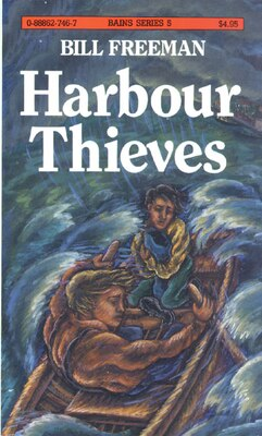 Book Harbour Thieves by Bill Freeman