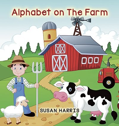 Alphabet on the Farm by Susan Harris
