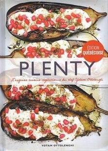 Plenty: L'exquise cuisine végétarienne du chef Yotam Ottolenghi