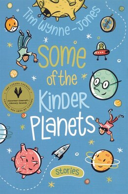 Book Some of the Kinder Planets by Tim Wynne-jones
